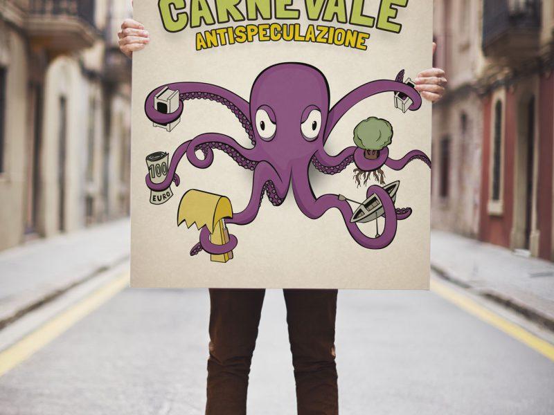 Poster illustrato
